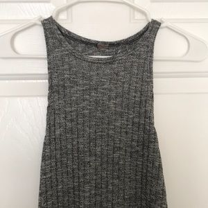 NEVER WORN Fitted tank top